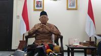 Wakil Presiden Ma'ruf Amin (Foto: Merdeka)