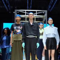 Patrick Owen Plaza Indonesia Fashion Week (Instagram @plazaindonesia)