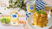 Auto ajib, berbagai menu lezat kaya nutrisi menggunakan susu kental manis Frisian Flag.