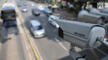 10 Titik Baru Ditempatkan CCTV Tilang Elektronik ETLE