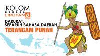 Indonesia merupakan peringkat kedua negara yang memiliki bahasa daerah terbanyak setelah Papua Nugini.