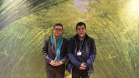 Wakil Menteri Lingkungan Hidup dan Kehutanan (LHK), Alue Dohong dan Menteri Lingkungan Timor Leste, Demetrio do Amaral de Carvalho (Dok. Kementerian LHK)