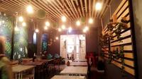 Salah satu kafe di Bontang (Foto: Mai Bekesah.co)