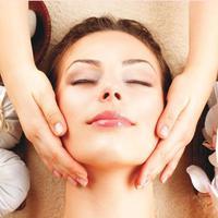 Ilustrasi treatment kecantikan wajah. (pinterest.com)