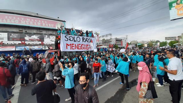 Dalang Dibalik Demo Omnibus Law Padang, Pendemo Dibayar 50ribu