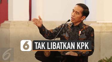 Susunan Kabinet Kerja Jilid II diumumkan Rabu (23/10/19). Berbeda dengan 2014, kali ini Jokowi tak libatkan KPK dalam seleksi menteri.
