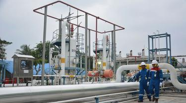 PT Pertamina Offshore North Java (ONWJ).