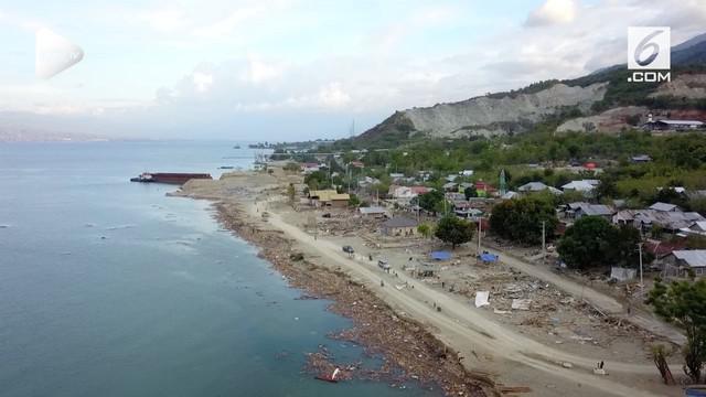 Kodam XIII Merdeka merilis jumlah korban gempa Palu yang mencapai 1.944 Orang