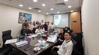 Badan Pengusahaan (BP) Batam melalui Direktorat Promosi dan Humas serta Biro Sumber Daya Manusia melaksanakan pelatihan bertajuk Copywriting and Speech Writing dalam rangka pengembangan Sumber Daya Manusia.
