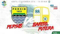 Liga 1 2018 Persib Bandung Vs Barito Putera (Bola.com/Adreanus Titus)