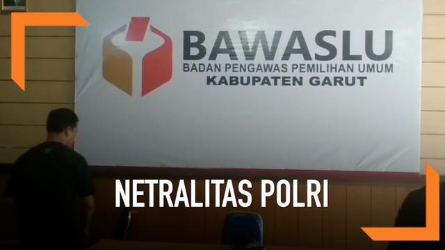 Badan Pengawas Pemilu ( Bawaslu) Kabupaten Garut menjadwalkan meminta klarifikasi mantan Kapolsek Pasirwangi AKP Sulman Aziz, terkait pernyataan Sulman Aziz di kantor Hukum dan HAM Lokataru Jakarta soal netralitas kepolisian.