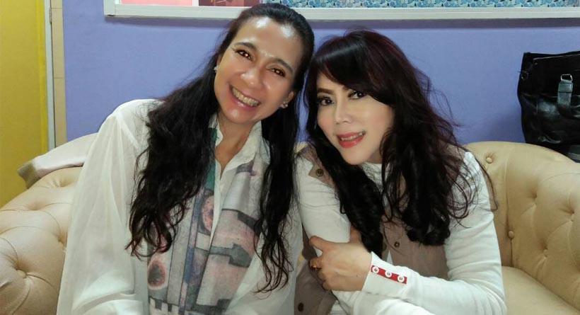 Iyut Bing Slamet dan Dewi Lie (istimewa)