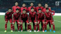 Timnas Indonesia U-19 (Liputan6.com/Helmi Fitriansyah)