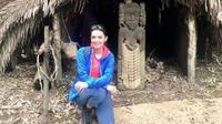 Najwa Shihab, liburan akhir tahun dan menyambut tahun baru 2019 di Selandia Baru. (dok.Instagram @najwashihab/https://www.instagram.com/p/Br95PRvBEQt/Henry