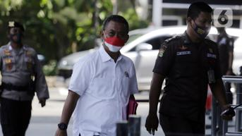 KPK Dalami Proses Penganggaran Pengadaan Tanah ke Ketua DPRD DKI Jakarta