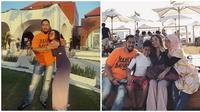 Momen Salmafina Sunan Saat di Bali, Liburan dan Bertemu Keluarga (sumber:Instagram/salmafinasunan)