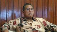 Menko Darmin Nasution memimpin rapat koordinasi (rakor) harga dan ketersediaan pangan di rumah dinasnya.