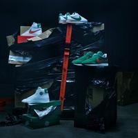 Koleksi kapsul Nike x Stranger Things
