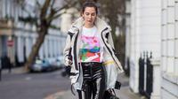 Ingin tampil lebih keren dan kekinian? Intip tips fashion yang satu ini. (Foto: Instagram @thestyleograph)