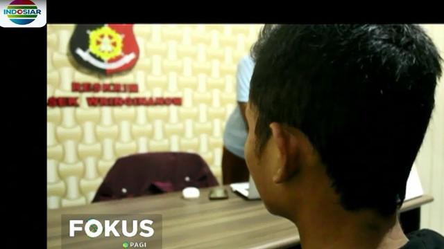 Nur Khalim sang guru mengaku sengaja diam dan tidak beraksi saat pelaku berulah karena tak ingin menimbulkan persoalan baru.
