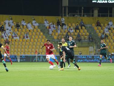 Foto Kualifikasi Piala Dunia: Laga Penutup, Timnas Indonesia Kembali Dibantai 5-0 oleh UEA