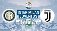 Serie A Inter Milan Vs Juventus (Bola.com/Adreanus Titus)