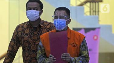 FOTO: Kasus Suap Pajak, KPK Kembali Periksa Angin Prayitno