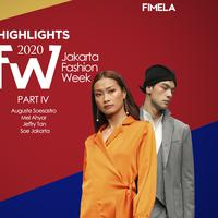 Highlights JFW 2020 Part 4 | Auguste Soesastro | Mel Ahyar | Jeffry Tan | Soe Jakarta