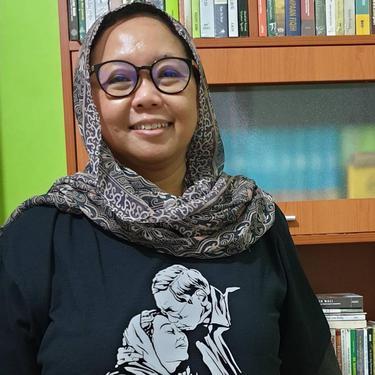 Putri Sulung Gus Dur, Alissa Wahid