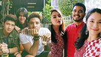 Seleb Indonesia Tiga Bersaudara (Sumber: Instagram/