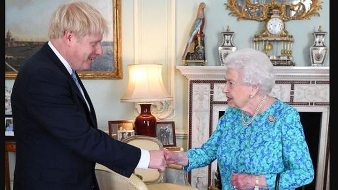 Cegah Brexit Tanpa Perjanjian, Ratu Elizabeth II Setujui RUU No-Deal
