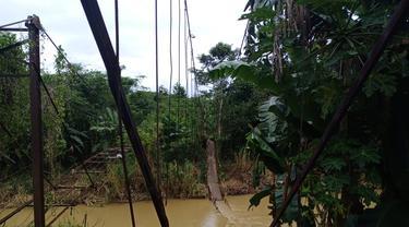 jembatan putus
