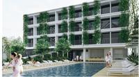 Citadines Berawa Beach Bali, apartemen hotel yang aksesnya sangat dekat dengan Pantai Berawa ini juga menyuguhkan deretan fasilitas. (dok. Citadines Berawa Beach Bali)