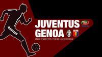 Juventus vs Genoa (Liputan6.com/Ari Wicaksono)