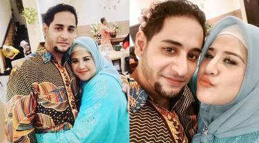 Dhawiya Zaida dan Muhammad Basurrah