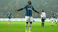 Striker Inter Milan, Romelu Lukaku (@inter)