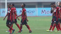 Persipura mundur dari Piala Presiden 2018 (Liputan6.com/Helmi Fithriansyah)