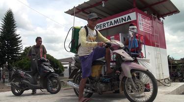 New Normal, Pertamina Gencar Bangun Pertashop untuk Layani Masyarakat Desa