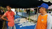Lokasi Kuburan Massal Disulap Jadi Klinik di Aceh (Liputan6.com/Rino Abonita)