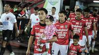 Menurut gelandang Bali United, Muhammad Taufiq, semua laga sisa termasuk laga kontra Sriwijaya FC wajib dimenangkan. (baliutd.com)