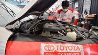 Posko Siaga dan Bengkel Siaga (Bengkel Mudik) Toyota (TAM)