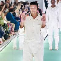 Pasca protes di Milan Fashion Week, model Gucci akan sumbangkan bayarannya (Foto: instagram/ayeshatanbones)