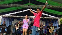 Goyang pantura mengikuti zaman (Liputan6.com / Panji Prayitno)