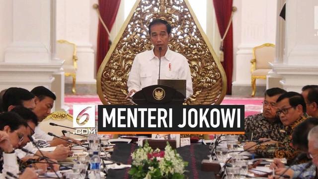 Presiden Jokowi sedang mencari calon nama menteri. Sejumlah partai sudah menyodorkan nama kadernya untuk masuk ke dalam kabinet.