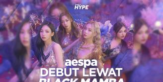 aespa Siap Debut Lewat Single Black Mamba