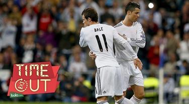 Legenda Manchester United, Ryan Giggs coba membandingkan Gareth Bale dengan Cristiano Ronaldo yang bermain di Real Madrid