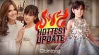 HL Hottest Update Nia Ramadhani dan Mikhayla Zalindra Bakrie (Foto: Instagram/ramadhaniabakrie)