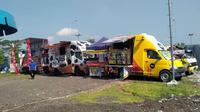 "Rest Area KM 166 dan KM 164 akan menggelar Food Truck Festival bertajuk ""Rest Area Food Truck Festival"". (Ist)"