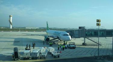 Tiga Maskapai Kembali Terbang Dari Bandara Kertajati