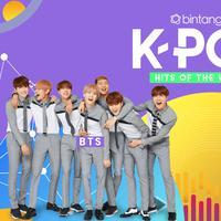 Simak selengkapnya Bintang K-Pop Hits of the Week seperti berikut ini. (Foto: stickpng, onehallyu, Desain: Nurman Abdul Hakim/Bintang.com)